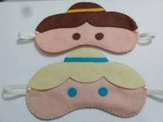 Image result for molde mascara para dormir infantil 40857fbd823