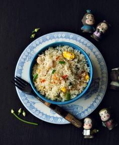 Ma Niche : Chicken Fried Rice