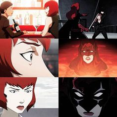 #batwoman #katherinekane #batmanbadblood #batman #brucewayne