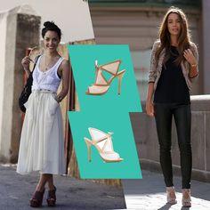 Essas inspirações nos mostram como alguns sapatos são coringa. Do boho ao casual!  #love #instagood #happy #beautifuls #girl #smile #fashion #summe r#moda #estilo #instamood #instalove #best #sapatos #sapato