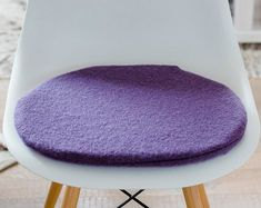 Pomponetti Interior von PomponettiInterior auf Etsy Eames, Creative, Ottoman, Chair, Etsy, Furniture, Home Decor, Chair Pads, Craft Gifts