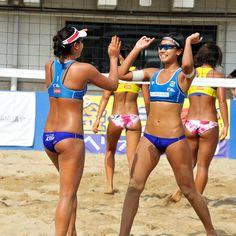 Girls Volleyball Shorts, Female Volleyball Players, Women Volleyball, Female Athletes, Sport Girl, Asian Girl, Bikinis, Swimwear, Bodysuit