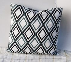 Set of  2 Decorative Pillow Covers 20 x 20 Throw by creativeladys, $30.00