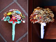 Bridal Brooch Bouquets: An Eco-Chic Alternative That Will Last Forever