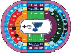 Blues hockey tickets
