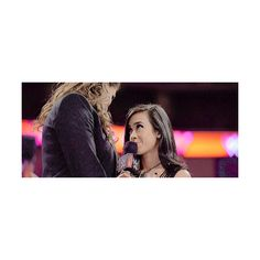 WE HEART WWE DIVAS, thecmpunk: AJ Lee vs. Stephanie McMahon ❤ liked on Polyvore featuring home, home decor, heart home decor and wwe