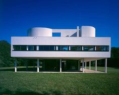 Fondation Le Corbusier - Buildings - Villa Savoye