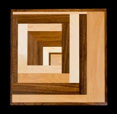 cityscape series custom solid wood by Howardstreasures on Etsy, $100.00