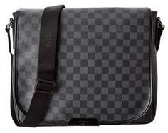 79a202d3e3 Louis Vuitton Damier Graphite Canvas Daniel Mm....#ad #affiliatelink