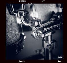 Newloc LUDWIG Vintage '66 tom holder , backline, backline rental, musical gear, musical instruments, vintage keyboards, vintage drums, drums, percussions, classical musical gear, synth, guitars,#backline