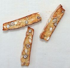 Tozzetti (Anise, Almond, and Hazelnut Biscotti)