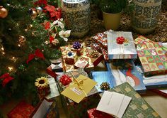 A Christmas blog. All those things that remind you of Christmas for all of those Christmas lovers. ♥