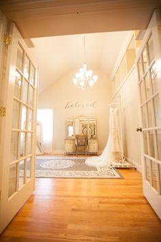Bridal Dressing Roon #cedarwoodweddings Cedarwood Weddings :: Sensational New Bridal Suite | Cedarwood Weddings