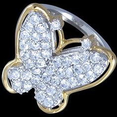 #silver.ag                #ring                     #Silver #ring, #butterfly                           Silver ring, CZ, butterfly                                                    http://www.seapai.com/product.aspx?PID=159163