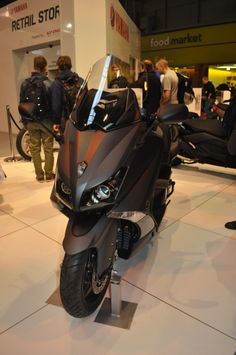 Yamaha T-MAX ABS scooter
