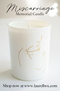 This miscarriage and child loss memorial candle is a precious way to care for yourself or a friend after miscarriage. Light this sympathy gift in honor of your loss. Made of soy wax and toxic free. Grieving Friend, Personalized Memorial Gifts, Child Loss, Losing A Child, Candle Shop, Sympathy Gifts, Soy Wax Candles, Hush Hush, Kids Gifts
