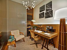 home office casa cor