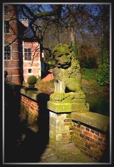 Groot-Bijgaarden Castle is a 12th century castle in the municipality of Dilbeek, Flemish Brabant, Belgium.