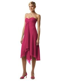 Bridesmaid Dresses by Color by David's Bridal/Watermelon