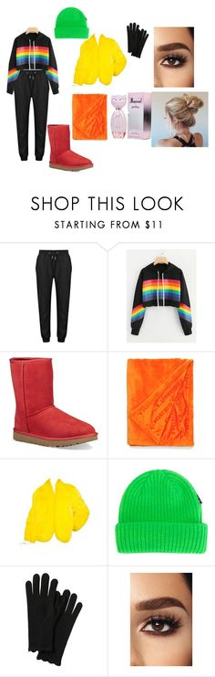 """""""New Orleans 20 degree weather outfit"""" by queencotton21 on Polyvore featuring UGG and PS Paul Smith"""