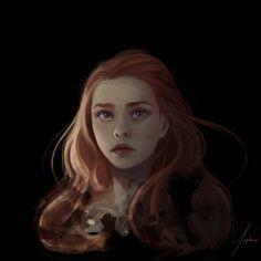 Sansa Stark by Yephire on DeviantArt Character Inspiration, Character Art, Character Design, Character Ideas, Story Inspiration, Avatar, Fanart, Game Of Thrones Art, Sansa Stark