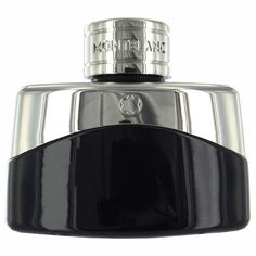 Montblanc Fragrance - Legend EDT Spray 30ml - Men's Cologne I love how this appropriately mimics an old inkwell. #perfume_bottle #fragrance #design