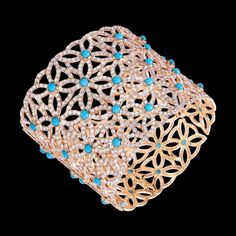 Extremely Piaget cuff $ 126,000