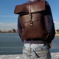 Leather bags/Kika NY