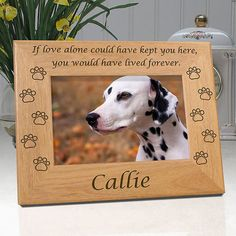 14 Best Memorial Dog Picture Frames Images Dog Picture Frames Dog