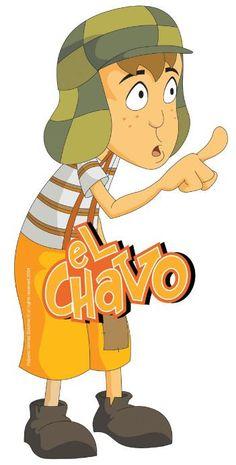 El Chavo Animado El Chavo del Ocho en Chespirito