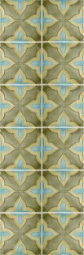 Moroccan Shaped Tile | Moroccan Patterns and Mosaics - Pratt and Larson's Motif Tile Pattern ...