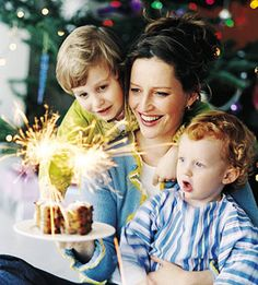 """bake birthday cake for Jesus and sing """"Happy BDay"""" to help toddlers understand concept significance of Xmas??"""