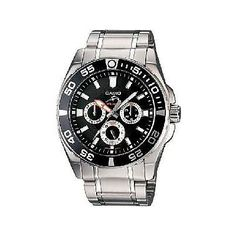 Casio man multifunction watch 2.MDV-302D-1 outlet - WeJewellery.com