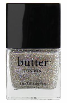 Fairy Cake butter LONDON Nail Lacquer | Nordstrom