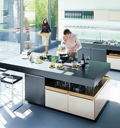 Perfect kitchens with Poggenpohl / The English Room Blog
