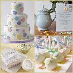 Cute As A Button Baby Shower Ideas and Party Favors from HotRef.com #BabyShower