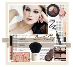 """Beauty Fall #2 - Brown Trio"" by mejola on Polyvore featuring bellezza, NARS Cosmetics, MAC Cosmetics, Estée Lauder, Smashbox, L'Oréal Paris, LORAC e H&M"