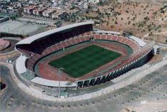 Estadi Son Moix. RCD Mallorca. Palma de Mallorca (Islas Baleares), España.