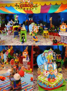 Party of child: Circo