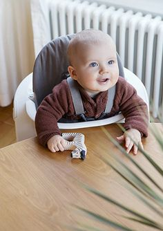 The innovative, all-new Stokke® Steps™ –an All-in-One seating system from birth.