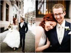 Mr. & Mrs. Bird - Janelle Elise Photography