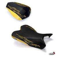 YAMAHA R1 2009-2014 FLAME EDITION SEAT COVER COVERS RIDER/PASSENGER LUIMOTO #LUIMOTO