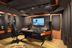 bedroom recording studio design
