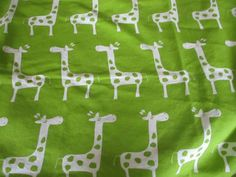 VINTAGE Fabric Giraffe Fabric  Marimekko ? Child Novelty Fabric  #MidCenturyModern Giraffe Fabric, Novelty Fabric, Marimekko, Vintage Fabrics, Midcentury Modern, Cotton Linen, Feels, Kids Rugs, Children