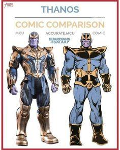 Thanks, comic/film comparison
