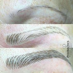 Eyebrow Tattoo Assortment Eyelid Tattoo Ache Luxurious Microblading Eyebrows In 2019 Of Ladies H Eyebrow Makeup Tips, Permanent Makeup Eyebrows, Eyebrow Pencil, Eyebrow Tinting, Mircoblading Eyebrows, Eyelashes, Eyebrow Design, Phi Brows, Cosmetic Tattoo