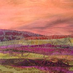Sunset Moor by Judith Reece