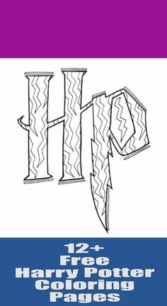 Free Kids Coloring Pages, Coloring Pages For Teenagers, Free Coloring Sheets, Cartoon Coloring Pages, Free Printable Coloring Pages, Coloring Pages For Kids, Coloring Books, Harry Potter Free, Harry Potter Colors