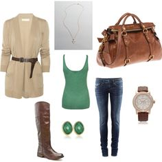 Perfect Fall / Baylor Football Game outfit!