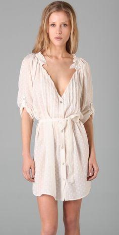lovely white dress $289